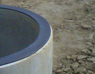 Sealing Manholes - Conseal Strip