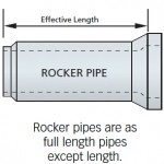 Spigot & Socket Pipes - Rocker Pipe