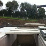 Precast Cubicle Beds