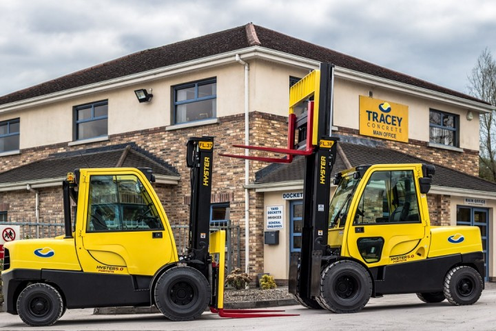 New 5 Tonne Hyster Forklifts 2016