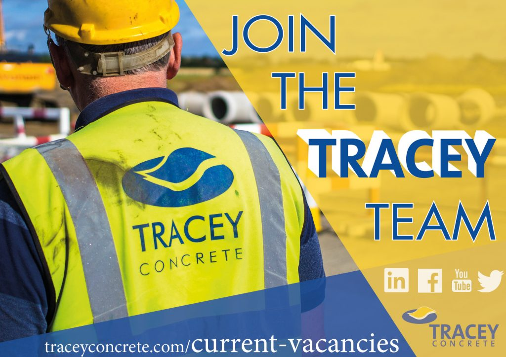 Join the Tracey Team