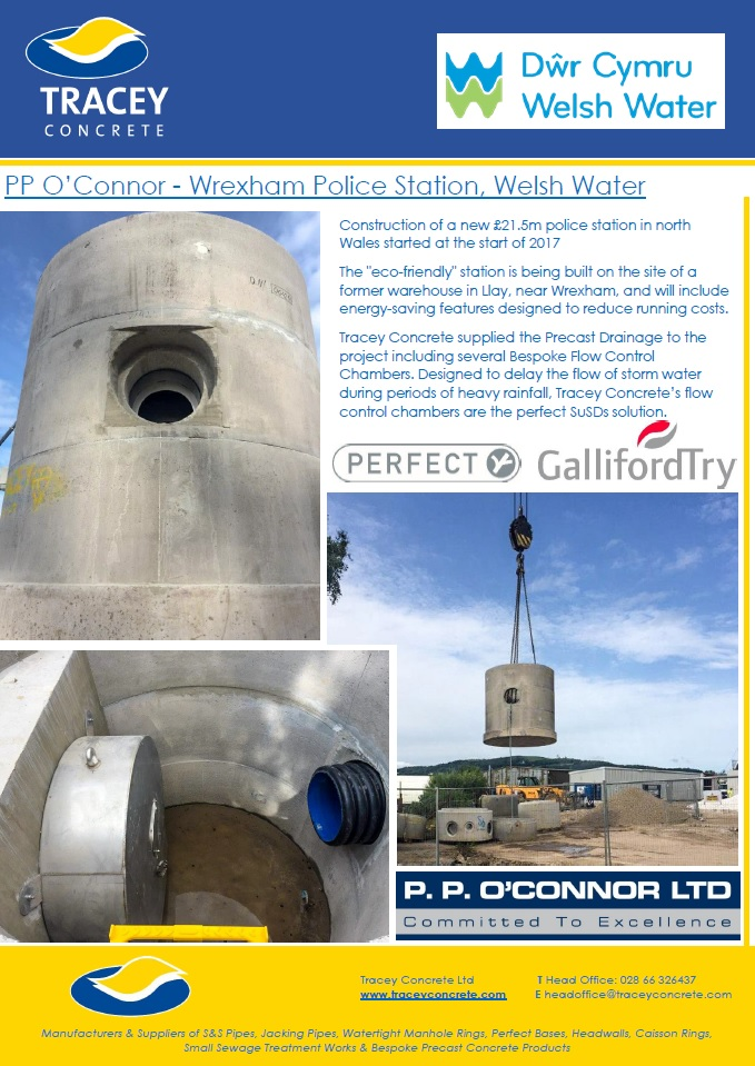 Flow Control Chamber Case Study