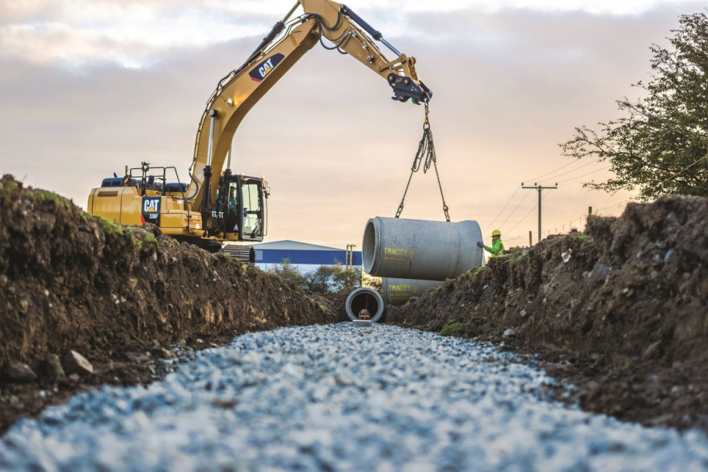 Tracey Concrete - Precast Drainage & Tunnelling Products
